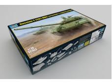 Trumpeter Russian 蘇聯 T-72 T72 T-72B1 MBT 比例 1/16 (w/kontakt-1 reactive armor) 00925
