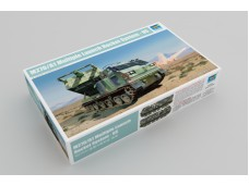 Trumpeter  M270 M270/A1 Multiple Launch Rocket System 比例1/35  US 01049 (MINJAY)