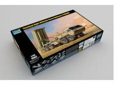 Trumpeter Terminal High Altitude Area Defence (THAAD)  美軍 薩德 導彈 防禦 系統  坦克 比例 1/35 小號手 需自行拼裝上色 01054