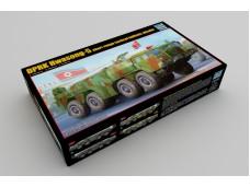 Trumpeter  北韓 火星-5 近程 導彈 系統 坦克 比例 1/35 小號手 需自行拼裝上色 01058