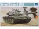 TRUMPETER Israel Tiran-6 Tiran6 主戰坦克 1/35 05576 需拼裝上色