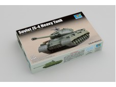 Trumpeter Soviet 蘇聯 JS4 JS-4 Heavy Tank 坦克 比例 1/72 小號手 需自行拼裝上色 07143