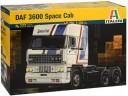 ITALERI  DAF 3600 Space Cab 比例 1/24 貨櫃 車頭 0777