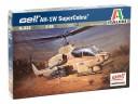 ITALERI 0833-比例  1/48  AH-1W AH1W 超級眼鏡蛇