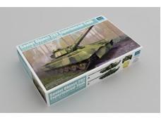 Trumpeter 蘇聯 292 工程實驗坦克  09583 比例 1/35 需組裝黏著+上色 塑膠材質