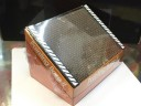 USTAR 紙質 燒肉串 上色夾 固定座 尺寸最邊梯形:上底3.5 下底9 高10 寬14.5公分 UA-70387