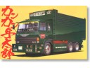 Aoshima 日野 HINO 貨櫃車 貨車 比例 1/32 卡車 需拼裝上色 002728