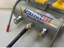 多功型 迷你 儲氣筒 可 一分三 可當噴筆架 UA-90053