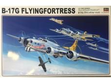 B-17G 比例 1/72 需組裝模型 K10 K-10 Hasegawa  轟炸機