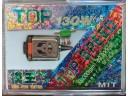 愛瑜模王AY 四驅車馬達 TOP SPEED RPM85000~ RPM89900 NO.MS001S (M141盒內)