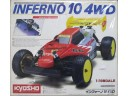 KYOSHO INFERNO 10 4WD NO.31345
