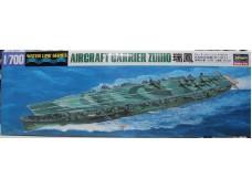 HASEGAWA 長谷川 AIRCRAFT CARRIER ZUIHO 日本航空母艦 瑞鳳 1/700 NO.49216
