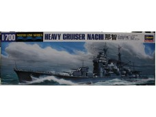 HASEGAWA 長谷川 IJN Heavy Cruiser Nachi 那智 1/700 NO.43334
