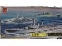 AIRFIX FALKLANDS WARSHIPS 1/600 NO.05205