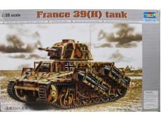 TRUMPETER 小號手 法39(H)SA1837毫米炮型 1/35 NO.00352