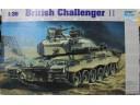 TRUMPETER 小號手 英國挑戰者II型主戰坦克 1/35 NO.00308