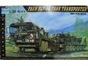 TRUMPETER 小號手 德國56噸象式坦克運輸車 1/35 NO.00203