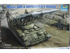 TRUMPETER 小號手 俄羅斯薩姆-6防空導彈 1/35 NO.00361