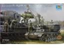 TRUMPETER 小號手 German Pz.Kpfw. IV Ausf. F Fahrgestell 1/35 NO.00363