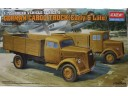 ACADEMY German Cargo Truck (Early & Late) 1/72 NO.13404