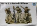 TRUMPETER 小號手 現代美軍M252迫擊炮發射小組 1/35 NO.00423 (GF)