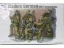 TRUMPETER 小號手 現代德國國防軍KSK特種部隊 1/35 NO.00422