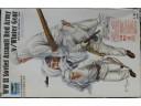TRUMPETER 小號手 士兵-二戰蘇聯紅軍 1/35 NO.00414