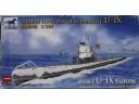 BRONCO 威駿 German Long Range Submarine U-IX 1/350 NO.NB5008