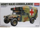 ACADEMY M997 Maxi-Ambulance 1/35 NO.1352