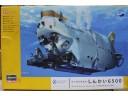 HASEGAWA SHINKAI 6500 manned research submersible 1/72 NO.54001/SW01