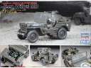 HASEGAWA 長谷川 Jeep Willys MB 1/48 NO.X48-012/36012