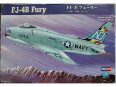 HOBBY BOSS FJ-4B Fury Fighter-Bomber NO.80313