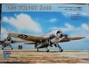 HOBBY BOSS F4F-3 Wildcat Late Version NO.80327