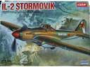 ACADEMY IL-2 Stormovik 1/72 NO.12417