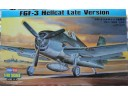 HOBBY BOSS F6F-3 Hellcat Late Version NO.80359(S-NO,SW-YES)