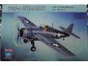 HOBBY BOSS F4F-4 Wildcat Fighter NO.80328