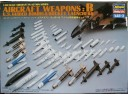 HASEGAWA 長谷川 Weapons Set B - US Guided Bombs & Rocket Launchers 1/48 NO.X48-002/36002