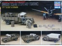 HASEGAWA 長谷川 Isuzu Tx40 Type 97 Truck with figures and accessories 1/48 NO.X48-015/36115