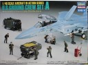 HASEGAWA 長谷川 US Ground Crew Set A 1/48 NO.X48-004/36004