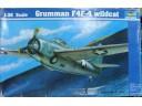 TRUMPETER 小號手 Grumman F4F-4 Wildcat 1/32 NO.02223