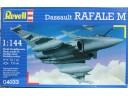 REVELL Dassault Rafale M 1/144 NO.04033