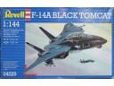 REVELL F-14A Black Tomcat 1/144 NO.04029
