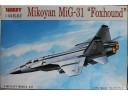 TSUKUDA HOBBY MiG-31 1/144 NO.J05