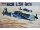 TSUKUDA HOBBY Macchi C.200 Saetta 1/72 NO.P03