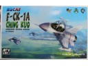 AFV CLUB 戰鷹 ROCAF (Taiwan) F-CK-1A Ching Kuo Indigenous Defense Fighter NO.AFQ001