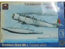 ARK MODELS Blackburn Shark Mk.I Torpedo plane 1/72 NO.72008