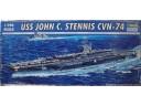 TRUMPETER 小號手 美國約翰C.斯坦尼斯號航空母艦CVN-74 1/700 NO.05733