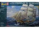 REVELL Historic Whaling Ship Charles W. Morgan 1/110 NO.05094