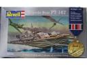 REVELL U.S. Navy Torpedo Boat PT 167 1/72 NO.00026