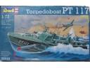 REVELL Torpedo Boot PT 117 1/72 NO.05048